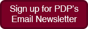 Sign up for PDP's Email Newsletter