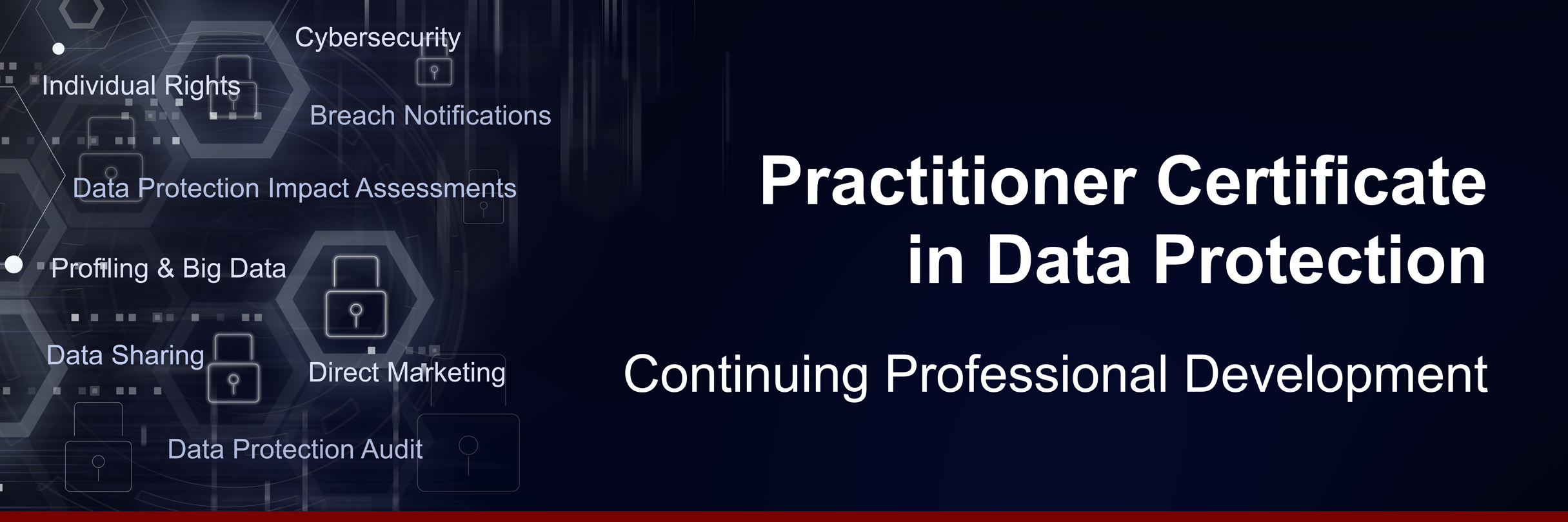Practitioner Certificate in Data Protection - Continuing Professional Development