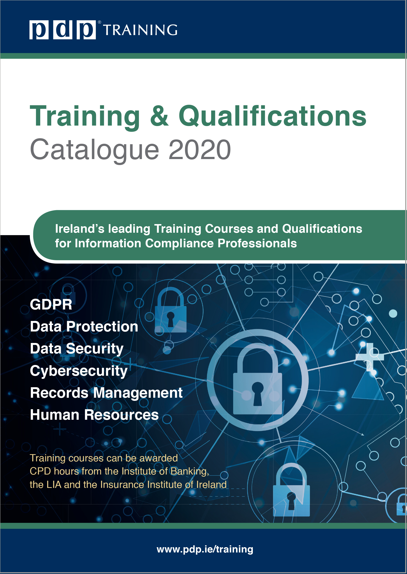 PDP Training Catalogue 2020